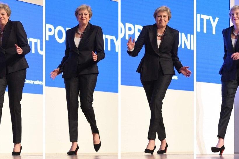 Tantsusammul lavale läinud Theresa May Suurbritanniasse alla 33 000 euro aastas teenivaid töölisi ei oota