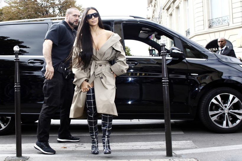 Kim Kardashiani turvamehelt nõutakse kohtu kaudu 6,1 miljonit dollarit