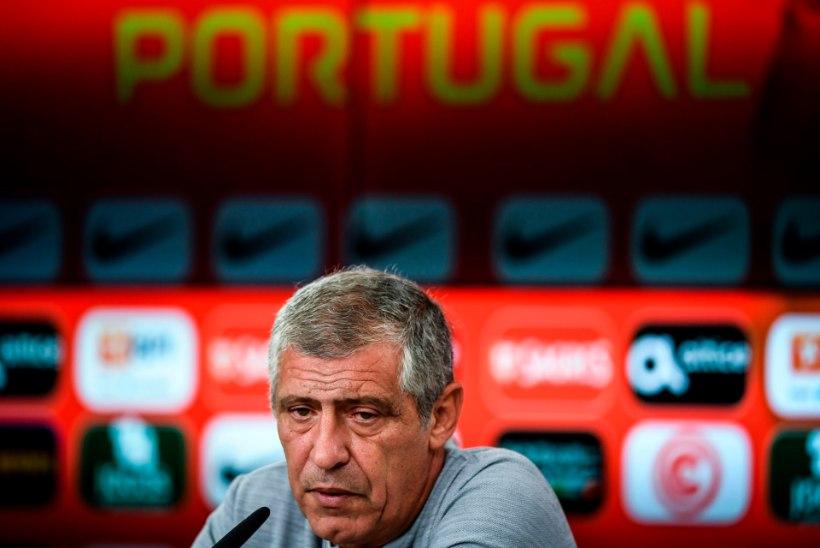 Portugali peatreener usub koondisest eemale jäänud Ronaldo süütust