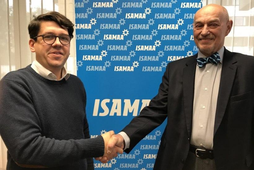 Diplomaat ja suursaadik Tiit Naber liitub Isamaaga