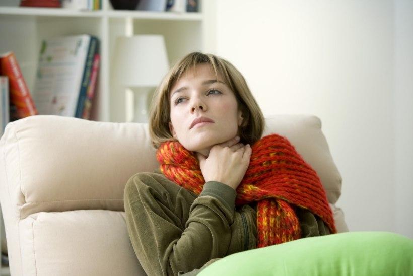 ARST HOIATAB: niimoodi küll ära haiget kurku ravi!