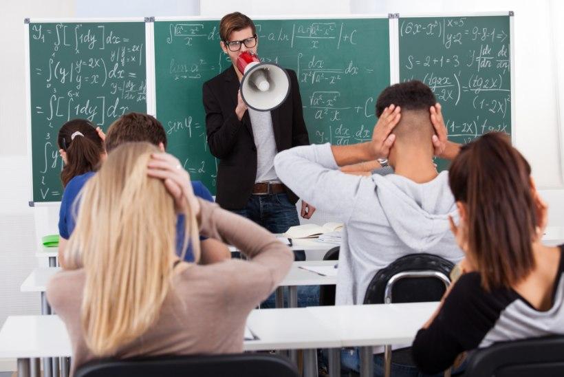 """Õpetaja: """"Õpetajate päeval käib koolist maavärin üle!"""""""