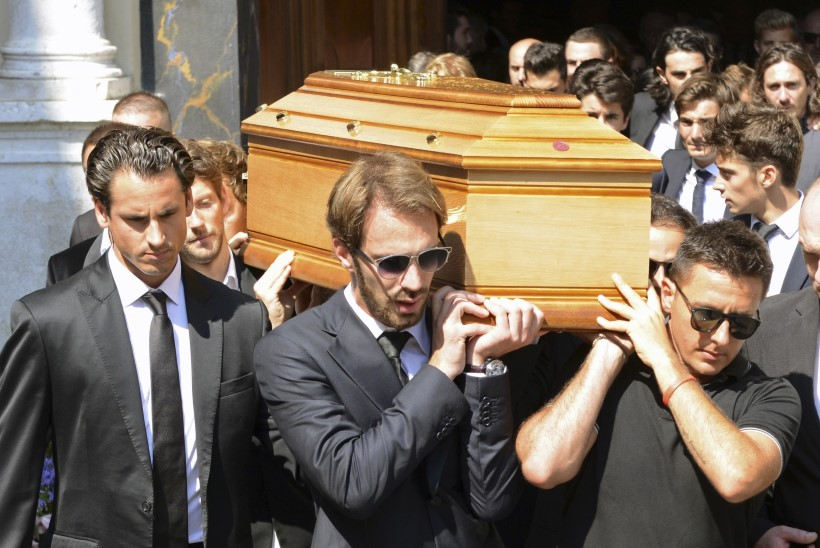 Leclerc naasis ristiisa Bianchi surmarajale: ta oli minu perekonna liige