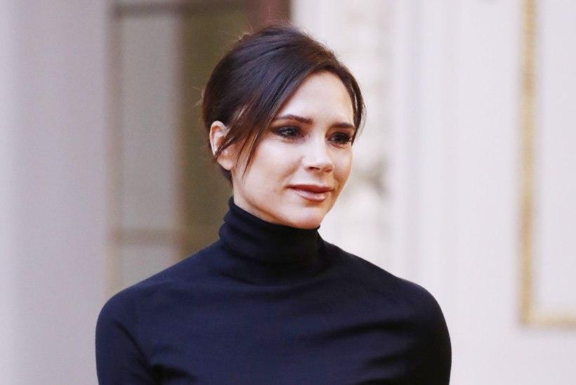 Victoria Beckham: ma ei olnud koolis populaarne tüdruk