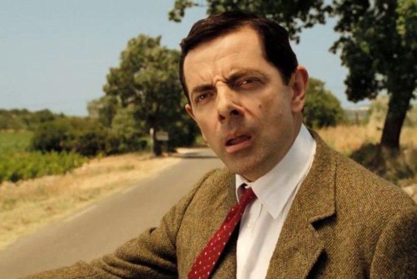 Kas Rowan Atkinson naaseb Mr. Beanina?