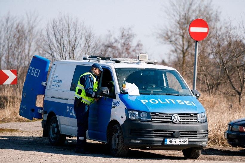Möödunud ööpäeva tabas politsei kaheksa joobes juhti
