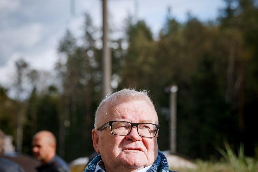 Edgar Savisaar välistab kokkuleppe prokuröriga