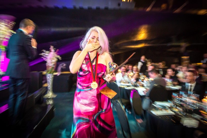 FOTOD   Maailma parimaks baaridaamiks sai eestlane Karina Tamm