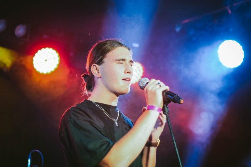 GALERII | Palju õnne! Noortebänd 2018 teine finalist on pärnakas Steven Ilves!