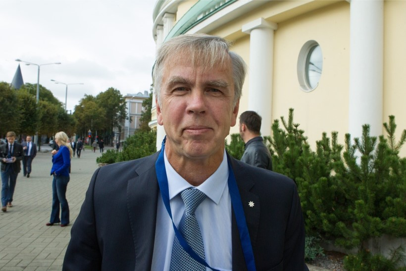 Kalle Muuli: nii palju reetmist ja noa selgalöömist kui poliitikas, ei ole kuskil mujal ma näinud