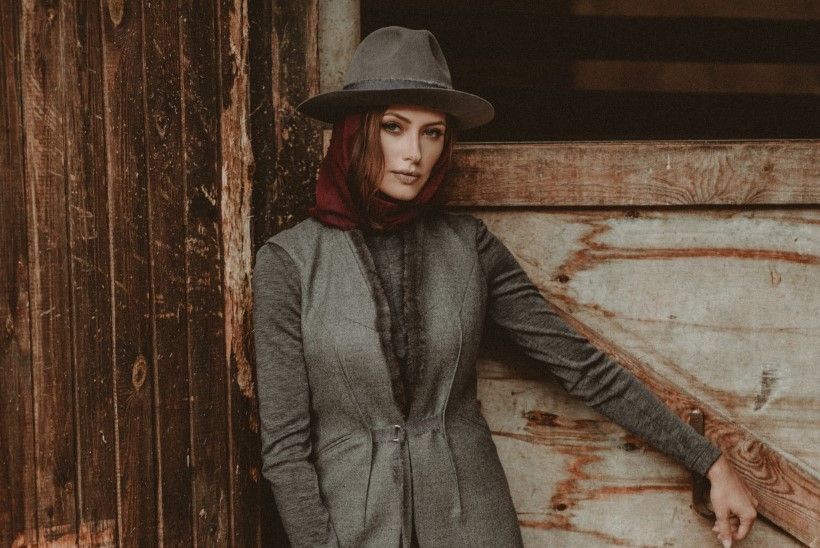TFW 2018 | Sügiskollektsiooniks ammutas disainer Svetlana Puzorjova inspiratsiooni naistelt, kes tegelevad ratsaspordiga