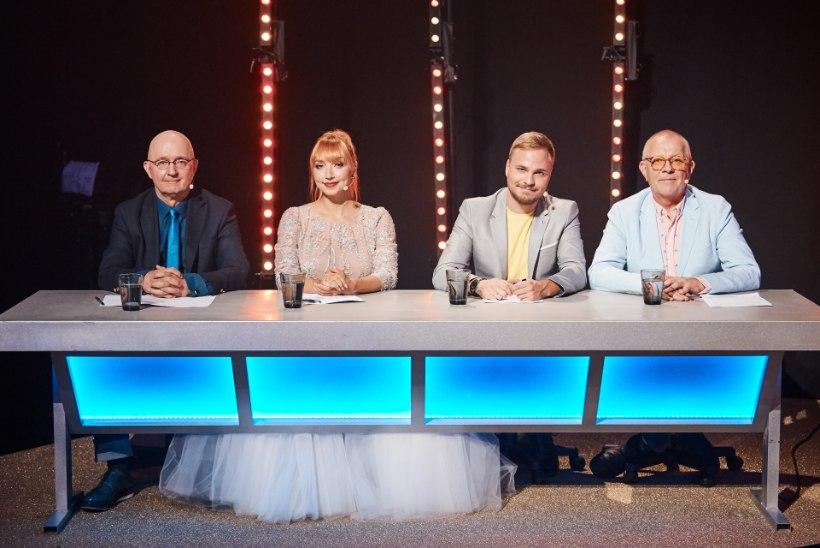 TV3 GALERII | Kas tunned ära, kes on pildil? Piilu näosaate kuldse hooaja grimmituppa