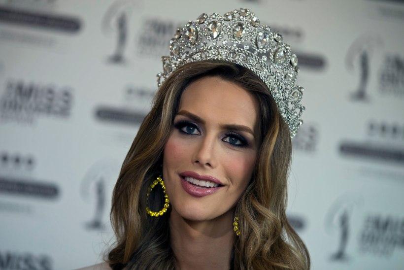 Hispaania transsooline miss ajas Miss Universumi konkurendi marru