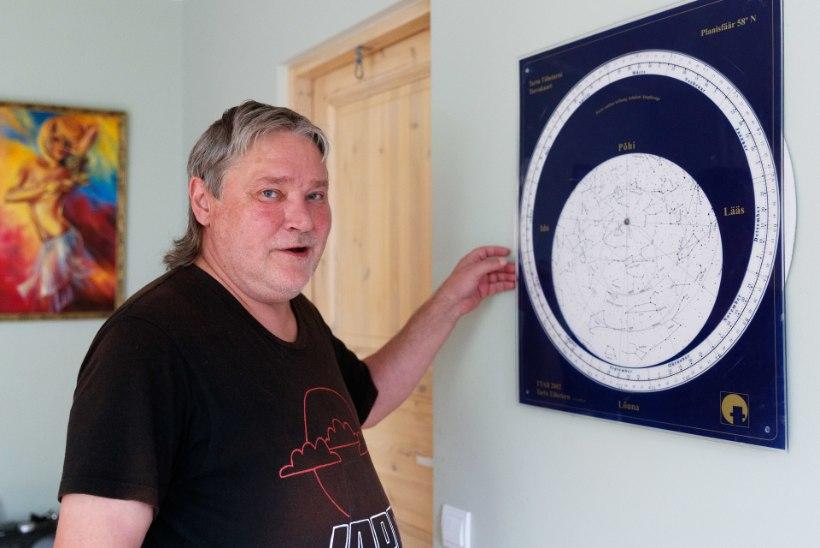 Urmas Sisask saab muusika 900 valgusaasta kauguselt planeedilt Kuijti-Huijti