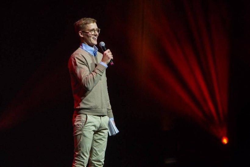 Algab aasta kõige naerurohkem nädal Eestis ehk Tallinn Comedy Festival