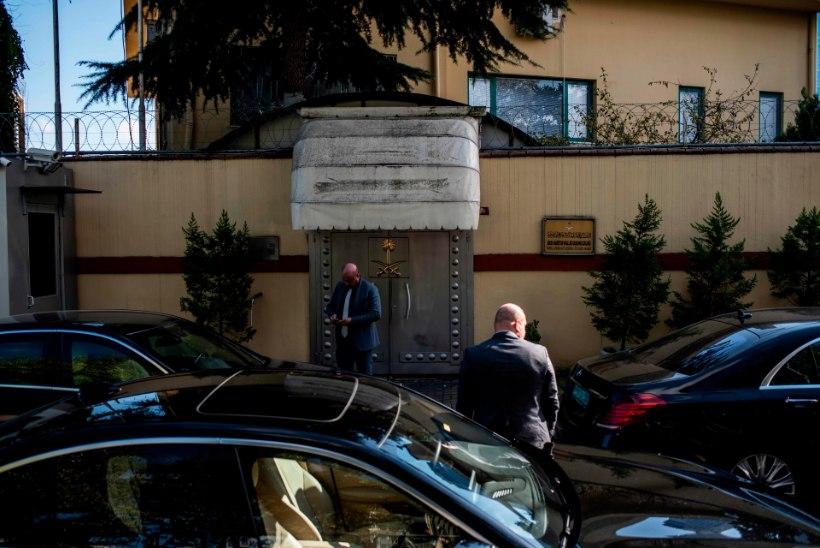 Türgi võimud: usume, et kadunuks jäänud Saudi ajakirjanik tapeti konsulaadis