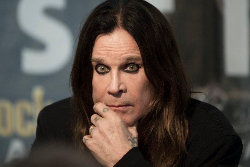 Ozzy Osbourne'i käsi lõigati nakkuse tõttu lõhki