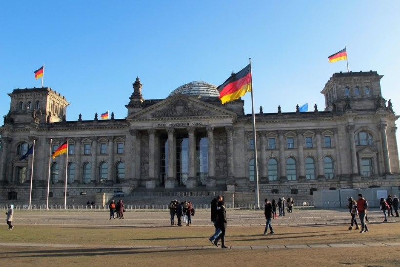 LIIGA PALJU? Saksamaa parlamendile kulub aastas ligi miljard eurot