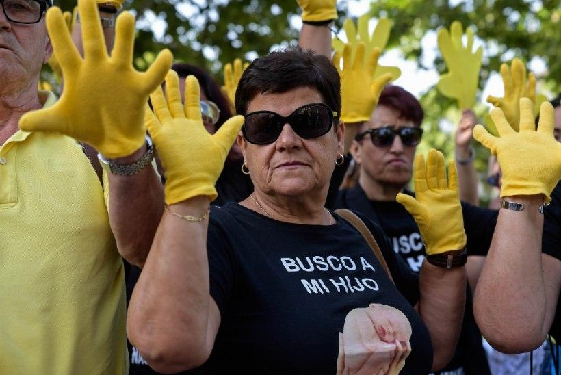 Hispaanias vabastati karistuse kandmisest aastaid tagasi vastsündinuid varastanud arst