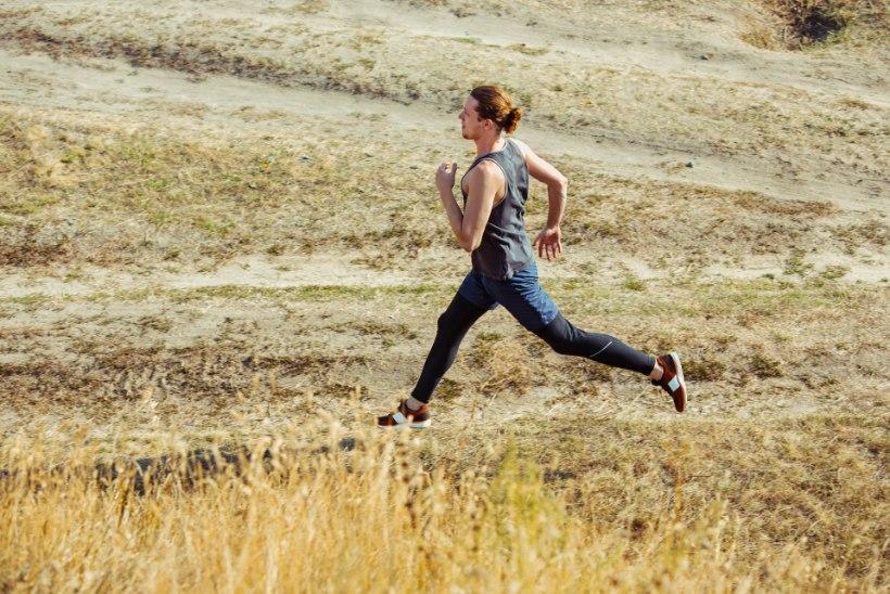 VIDEO   Kuidas käed jooksu ajal liikuma peaksid?