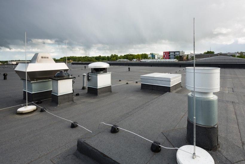 Maja katust peab kontrollima kevadel ja sügisel