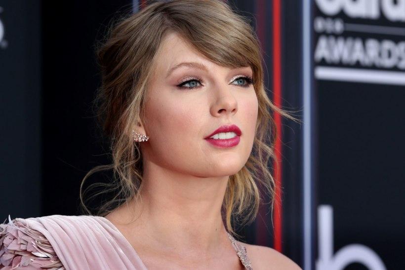 Taylor Swift kaotas Trumpi silmis oma meeldivusest 25%