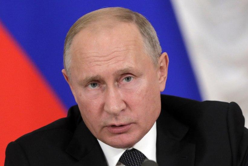 BRITI LUURE: Putin soovib Liibüast teha oma uue Süüria