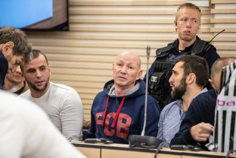 GALERII | Salatunnistaja paljastas Eesti vanima maffiajõugu siseelu