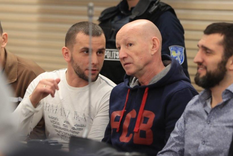 GALERII | Algas kohtupidamine Kemerovo grupeeringu liikmete üle