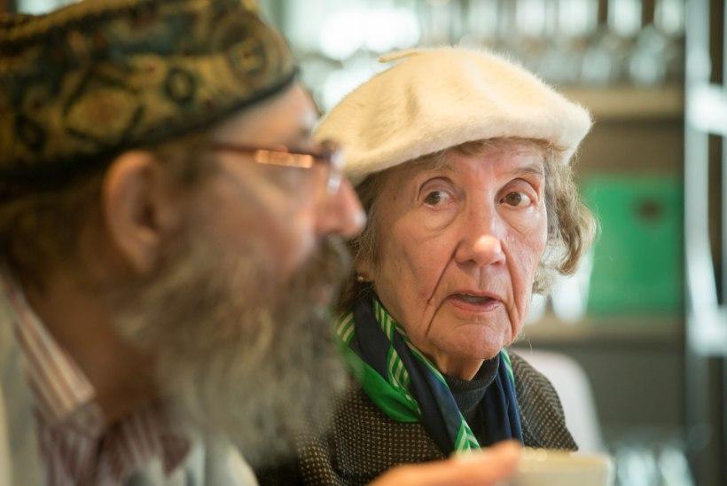 """Peeter Volkonski ema Helvi Jürisson: """"On inimesi, kes võtavad oma lapsepõlve vanadusse kaasa, ja neid, kes ei võta."""""""