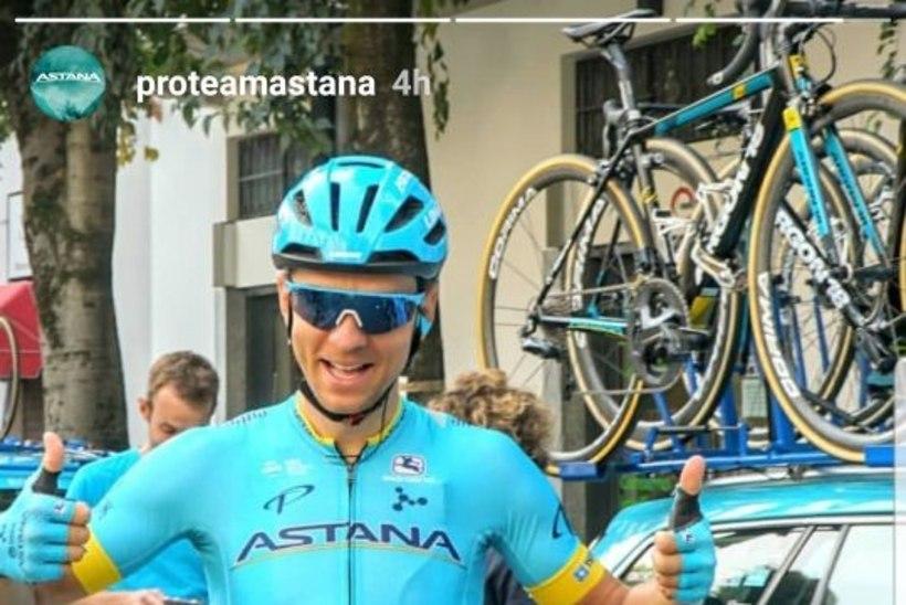 Kangert lõpetas Astana-karjääri katkestamisega
