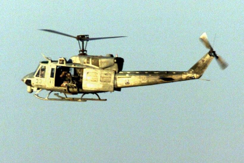 Euroopa helikopterid vahetavad USA tuumarajatisi valvanud vanakesed välja