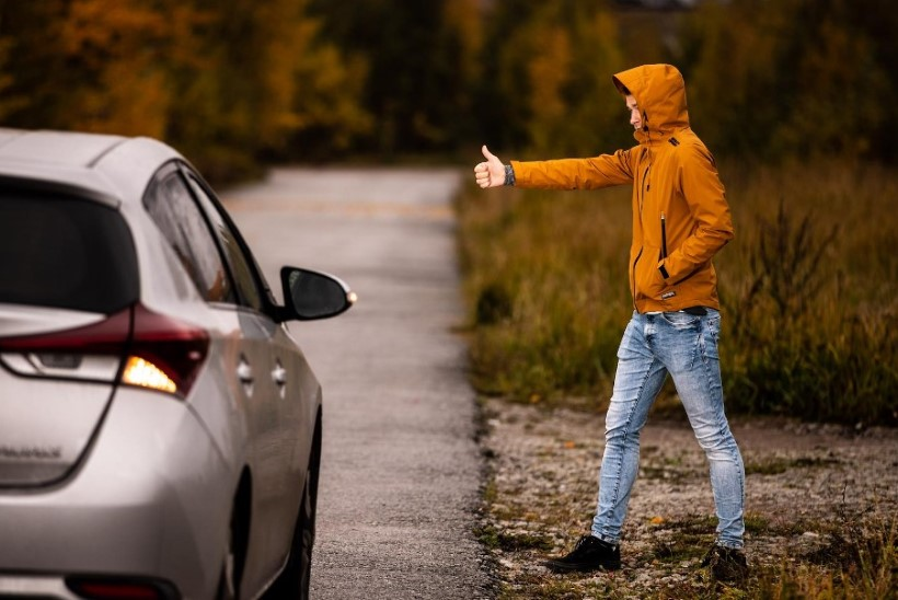 Purjuspäi ettearvamatu: 19aastast noorukit kahtlustatakse autoröövis