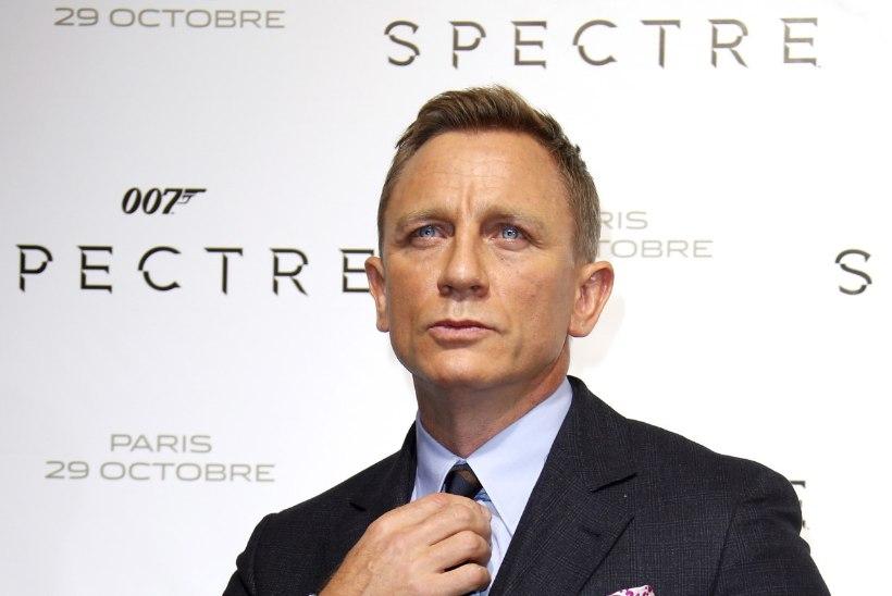 Naissoost James Bond?! Ei iial, tõotab peaprodutsent