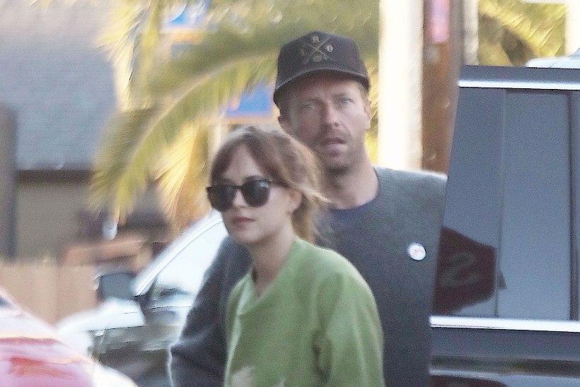 Dakota Johnson on Coldplay lauljast sedapsi?!