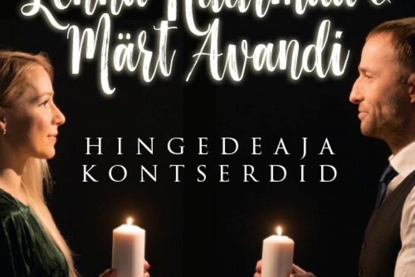 Märt Avandi ja Lenna Kuurmaa esitavad hingedeajal eesti heliloojate kaunist loomingut