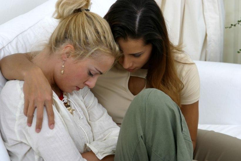 Kuidas suhelda leinajaga? 5 head nõuannet, kuidas saad teda toetada