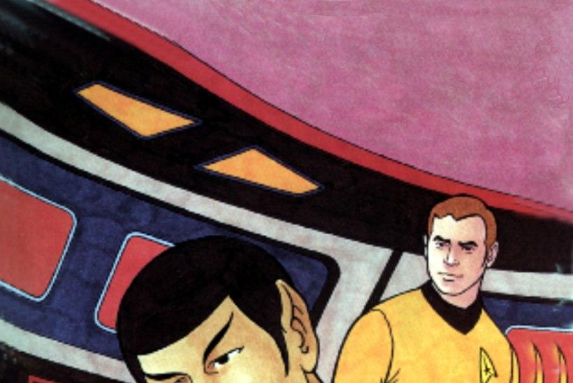 """FÄNNID, RÕÕMUSTAGE! Tulekul on uus """"Star Treki"""" animasari"""