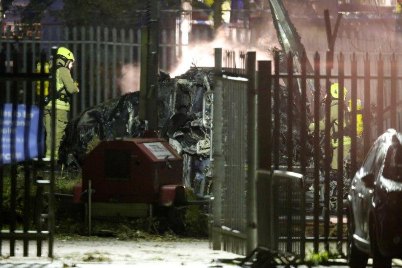 VIDEO | Ekspert selgitab, mis juhtus vahetult enne Leicester City omaniku surmaga lõppenud kopteriõnnetust