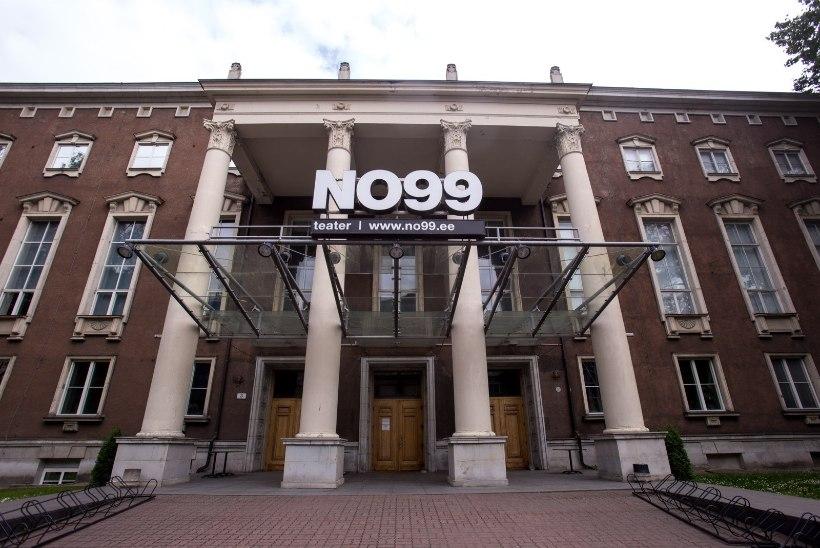 Kultuuriministeerium murrab pead NO99 hoone saatuse üle