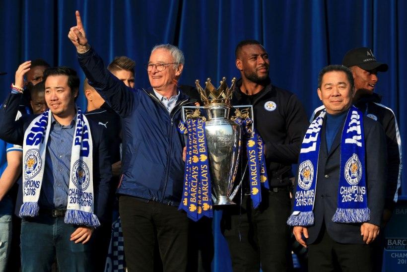 Südantlõhestavad kaadrid: Ranieri asetas Srivaddhanaprabha mälestuspaika pärja