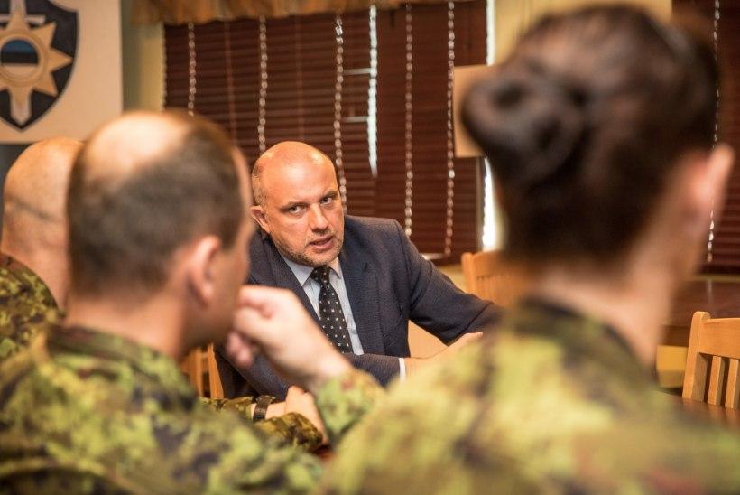 Kaitseminister Luik: pean loogiliseks, et sõjaväeluure uurib tegevteenistujate tausta
