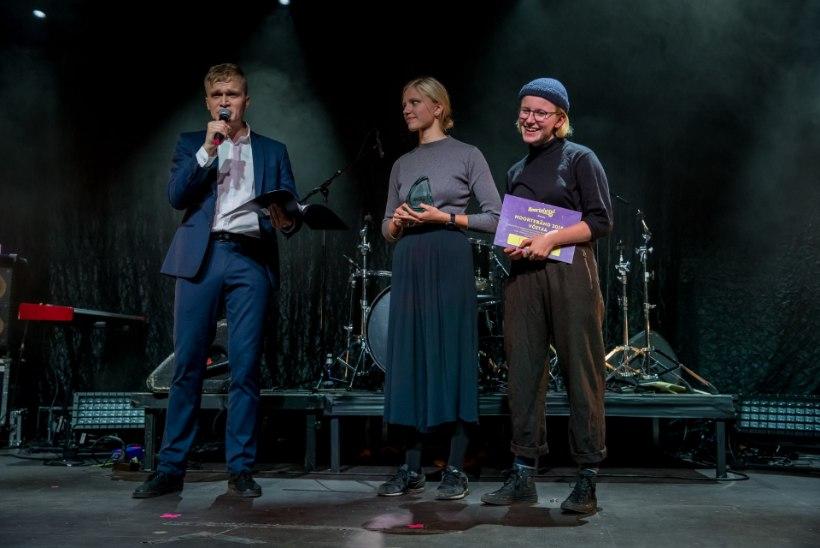 Noortebänd 2018 võitja Duo Ruut: me ei ole suured peopanijad, aga kama tahaks küll!