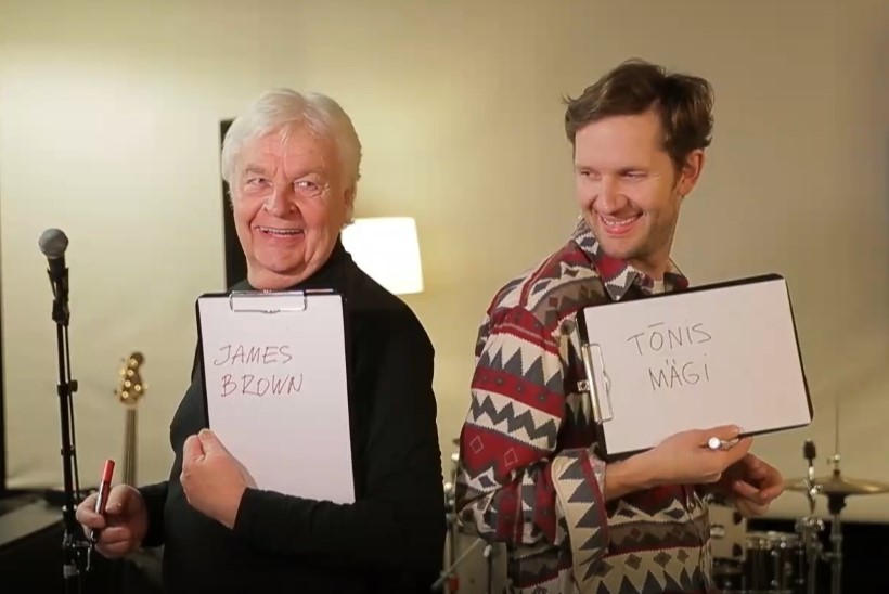 ÕL VIKTORIIN | Kas Ivo Linna teab, keda on poeg Robert nimetanud oma unistuste duetipartneriks?