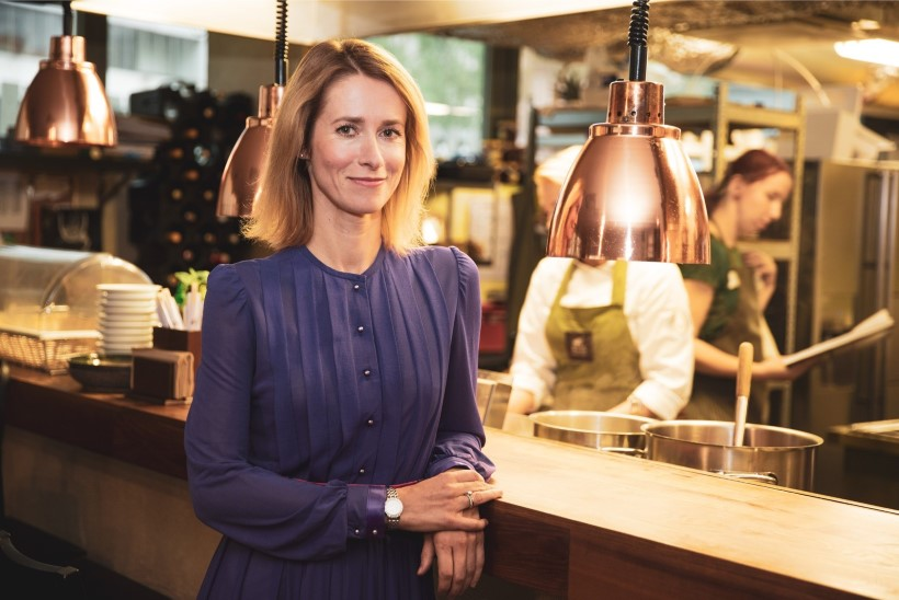 VIDEO | Kaja Kallas avaldas pere lemmiksöögikoha: seal on kodune ja ilus vaade merele