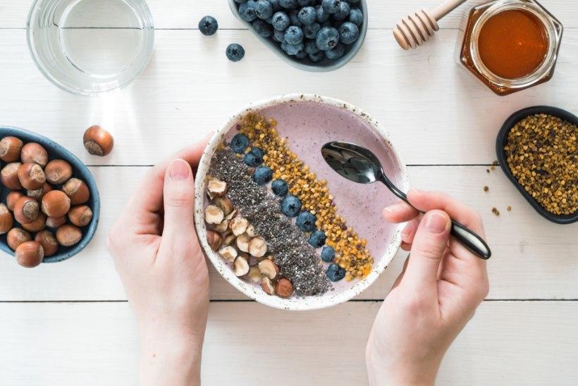 KODUMAISED SEEMNED, mis tagavad organismile vajaliku vitamiinivaru