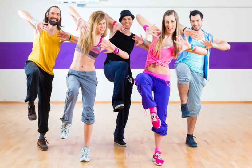 Kas tantsimisest piisab kaalulangetuseks?