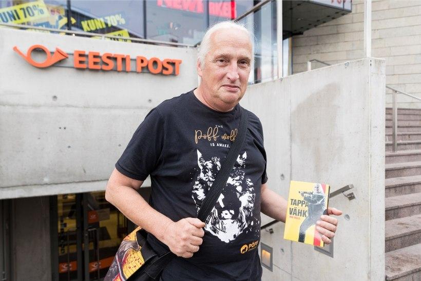 Mart Juur ilmutas Onu Bellale pühendatud raamatu: ma ei viitsinud nekroloogi kirjutada, kirjutasin paroodia