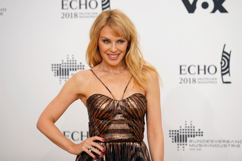 Kylie Minogue oma kallimast: on imeline, kui saad oma edu kellegagi jagada