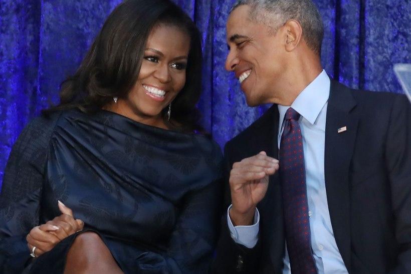Michelle Obama: meie abielu Barackiga pole kerge